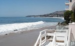 Photo of property: 130 Cleo Oceanfront in downtown Laguna Beach.
